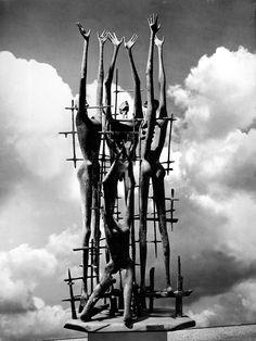 Marcello Mascherini, progetto per un monumento ad Auschwitz (1958); Risiera di…