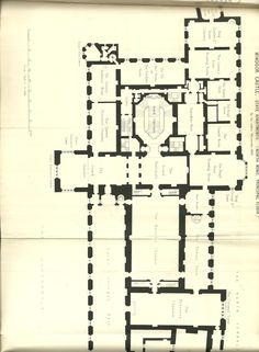 Balmoral Castle Ground Floor Plan Photo by jmpdesign | Photobucket