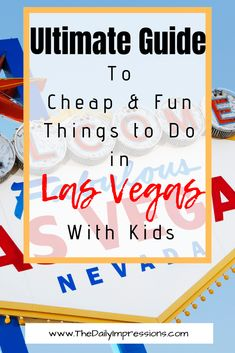 Planning a kid friendly las vegas vacation? Here is an ultimate guide to cheap and fun things to do in las vegas for kids. Linq Las Vegas, Las Vegas Free, Las Vegas With Kids, Las Vegas Strip, Cheap Things To Do, Free Things To Do, Fun Things, Las Vegas Vacation, Las Vegas Hotels