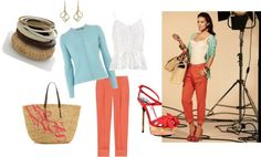 Summer Looks, created by britany-dean on Polyvore
