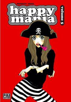 Happy Mania 5 by Moyoco ANNO