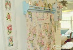 Vintage Barkcloth Panel   Flickr - Photo Sharing!