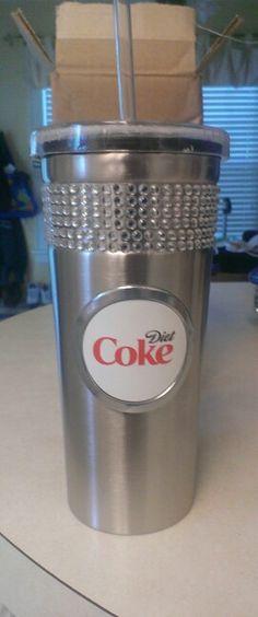 My Diet Coke Jewel Cup from My Coke Rewards!