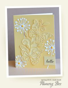 Aberdeen Branches, Pennington Rose and Row of Poppies cards from Pam... - Outside The Box