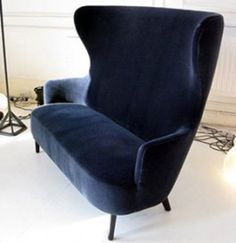 Comtom Dixon Sofa : ... tom dixon sofa on Pinterest  Tom dixon, Sofas and Blue velvet sofa