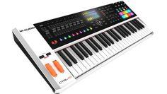 NAMM 2016: M-Audio CTRL 49 - Keyboard Controller mit 49 Tasten & VIP - http://www.delamar.de/musik-equipment/m-audio-ctrl-49-32229/?utm_source=Pinterest&utm_medium=post-id%2B32229&utm_campaign=autopost