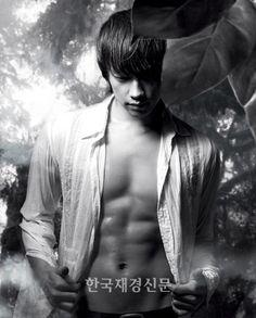 Jung Ji-Hoon aka Bi (비 - Rain). #KPop #KDrama