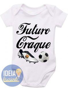Body Infantil - Futuro Craque