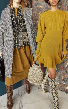 Get inspired and discover Ulla Johnson trunkshow! Shop the latest Ulla Johnson collection at Moda Operandi. Cute Rainy Day Outfits, Fall Outfits, Boho Fashion, Fashion Outfits, Womens Fashion, Fashion Trends, Fashion Coat, Fashion Clothes, Fashion Inspiration
