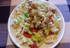 13 saláta lila hagymával, ami kevesebb, mint egy óra alatt kész | NOSALTY Potato Salad, Grains, Potatoes, Rice, Chicken, Ethnic Recipes, Food, Potato, Essen
