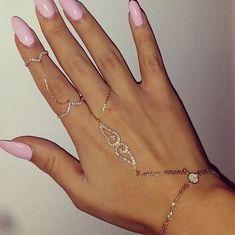Beautiful Hand Chain Jewelry