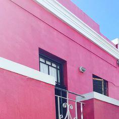 Nabeelah| Cape Town | Artist (@watercolour_capetown) • Instagram photos and videos  #BoKaap #capetown #pinkhouse #pantone #color #colorfulhouse