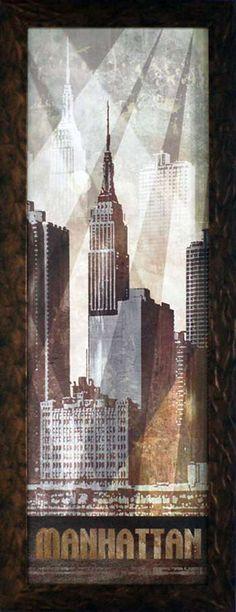 NYC. North American Art Publishing