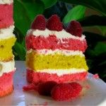 Perfect fluffy white cake gf
