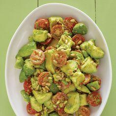 Avocado-Cherry Tomato Salad Recipe - Food And Recipes - Mother Earth Living
