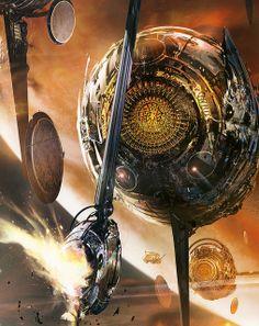 Sci Fi Ship!!!