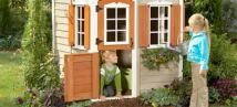 Free Plans To Help You Build A Playhouse For The Kids