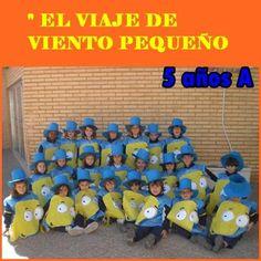 """Colegio """"CREA Carnaval""""  Colegio Ausias March, Valencia"""