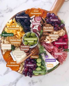 People always ask my #1 tip for making the perfect cheese plate. Honestly, it's all about the COLORS! Choosing vibrant fruits, veggies &…