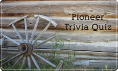 Brush up your pioneer and Church history trivia skills with this family-friendly quiz! Pioneer Day Games, Pioneer Day Activities, Pioneer Trek, Pioneer Life, Trek Ideas, Mormon Pioneers, Trivia Quiz, Trivia Games, Lds Youth