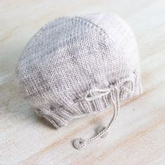 Baby Hat / Knitting Pattern Instructions in par LittleFrenchKnits