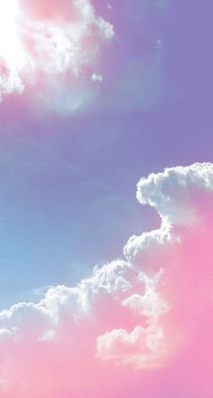 Find images and videos about pink, sky and pastel on We Heart It - the app to get lost in what you love. Phone Backgrounds, Wallpaper Backgrounds, Iphone Wallpaper, Cloud Wallpaper, The Magic Faraway Tree, Deep Books, Scenic Wallpaper, Pretty Wallpapers, Pattern Wallpaper