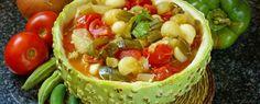 Alkaline Diet Recipe #100: Oriental Vegetable Stew with Chickpeas