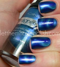 magnetic effect polish.. too cool!