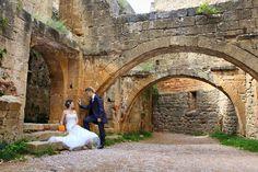 Kike y Silvia. Post-boda en Castillo de Loarre