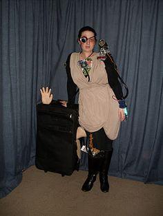 Cyborg Halloween Costume