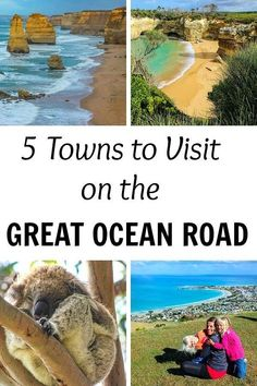 Don't just visit the Twelve Apostles when you drive along the Great Ocean Road