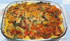 Greek Recipes, Quiche, Sweet Home, Cooking Recipes, Breakfast, Food, Recipes, Morning Coffee, House Beautiful