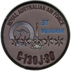 """#37 Squadron C-130J-30.The unit has continued to support Australian peacekeeping missions around the world, including transport operations during the first Gulf War in 1990–91, Operation Solace in Somalia in 1993, Operation Warden in East Timor during 1999–2000, and on a rotating detachment following the 2003 invasion of Iraq.It was strengthened to create a """"super squadron"""" on 17 November 2006, when its force of twelve C-130Js was augmented by twelve C-130Hs from No. 36 Squadron,"""