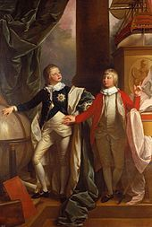 William IV (William Henry; 21 August 1765 – 20 June 1837) was King of the United Kingdom of Great Britain and Ireland and King of Hanover from 26 June 1830 until his death in 1837. The third son of George III and younger brother and successor to George IV, he was the last king and penultimate monarch of Britain's House of Hanover.