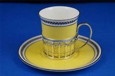 Shelley Porcelain & China for sale Yellow Bone, Yellow Art, Yellow Tea Cups, Chocolate Cups, Antique China, China Porcelain, Teacups, Coffee Cans, Afternoon Tea