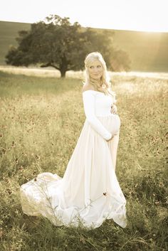 Texas Hill Country Maternity Photos