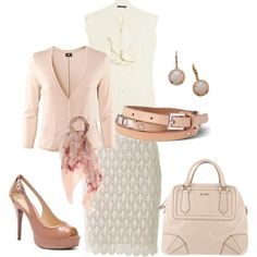 Example - Women's Contemporary Business Casual