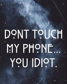 #donttouchmyphone #ahs #americanhorrorstory