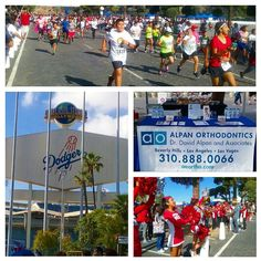 "THINK BLUE: Here are some pics from the Super Awesome LAUSD 5k ""Move It"" challenge this past Saturday at Dodger Stadium! Alpan Orthodontics was very proud to be there supporting Los Angeles schools kids & families. Spreading the good word on the benefits of oral hygiene through orthodontic treatment options. #aeortho #alpanortho #lausd #braces #beautifulsmiles #losangeles #cooldoctors by alpan_orthodontics"