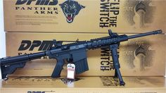 AR 10 DPMS Rifle 7.62 x 51 .308 Win Quad Rail : Semi Auto Rifles at GunBroker.com