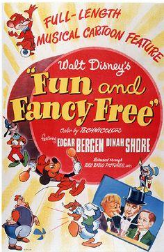"""Fun and Fancy Free' - (1947)"