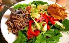 COMIDINHAS       FÁCEIS: Cardápio vegetariano