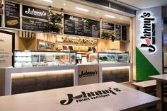 Johnny's Fruit Factory by Mima Design, Sydney – Australia » Retail Design Blog