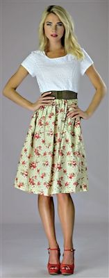 The Celeste by Mikarose Summer Collection 2013 | Modest Dresses | Mikarose