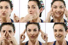 Descubra aqui uma serie de exercícios de ginástica facial para você se manter bonita, com uma pele mais jovem e saudável por mais tempo. Não perca!