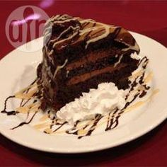 Recipe photo: Death by chocolate cake