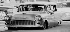 Low Fast Famous — Hot Wheels - Love this classic shot from. My Dream Car, Dream Cars, Volkswagen, Toyota, 1955 Chevy, 1955 Chevrolet, Pedal Cars, Station Wagon, Hot Cars