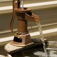 Bucket and faucet fountains can be decorative additions to your landscape. The faucet can be attached to exposed plumbing beside the bucket or it can appear to be suspended above the bucket. Either way, this DIY project requires minimum building skills. Select the bucket based on your existing outdoor décor: An old metal bucket fits with a...