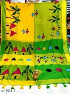 Checkout this latest Sarees Product Name: *Attractive Khadi Cotton Women's Sarees* Saree Fabric: Khadi Cotton Blouse: Separate Blouse Piece Blouse Fabric: Khadi Cotton Pattern: Printed Multipack: Single Sizes:  Free Size (Saree Length Size: 5.5 m, Blouse Length Size: 0.8 m)  Country of Origin: India Easy Returns Available In Case Of Any Issue   Catalog Rating: ★4.2 (3587)  Catalog Name: Arya Printed Khadi Khadi Cotton Sarees with Tassels and Latkans CatalogID_629821 C74-SC1004 Code: 715-4382213-9231