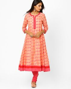 Kurta for Women. Buy Aurelia, Biba, Pantaloons and W brands kurtas online | Ajio